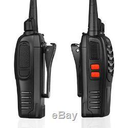 10PCS Two Way Radio Scanner Handheld Police Transceiver Portable F-Antenna HAM