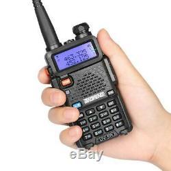 10x BAOFENG UV-5R Two Way Radio Dual Band Portable 5W Walkie Talkie Transceiver