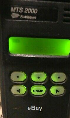 15 x Motorola MTS2000 Model II Portable 2 Way Radio