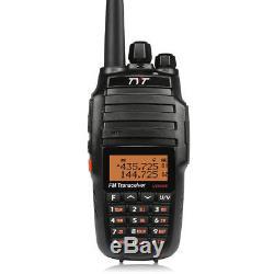 2 x TYT UV8000E Dual Band 3600mAh 10W HP Two-way Ham Radio Transceiver Repeater