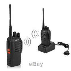 20PCS Retevis H-777 Walkie Talkie UHF 400-470MHz 16CH 5W Two-Way Radio US BP
