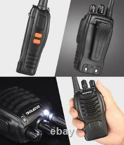 20x Baofeng BF-888S UHF 400-470MHz Two-way Radio Flashlight Walkie Talkie