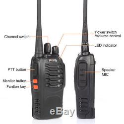 20x Baofeng BF-888s UHF Transceiver 5W 16CH Scramble Two-way Ham Radio US