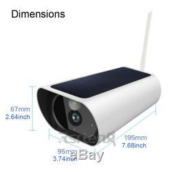 2MP Solar Power 4G Wireless IP Camera IR Two-way voice IP67 TF SIM 1080P battery