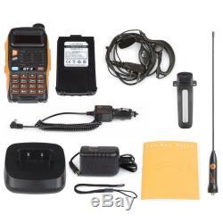 4 Baofeng GT-3 MKII Dual-Band V/UHF Two-way Radio Handheld Walkie Talkie GT1