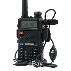 4 Pcs Baofeng UV-5R VHF/UHF Dual Band Ham Two-way Radio Transceiver US BF-888s