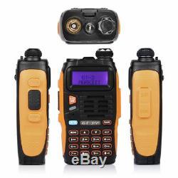 4Pack Baofeng GT-3TP Mark III HP VHF/UHF 1/4/8W Walkie Talkie Two-way Radio US