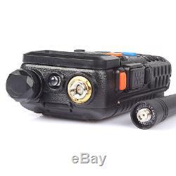5x Baofeng UV-5R VHF/UHF 2m/70cm Dual-Band HT VOX Two-way Ham Radio Transceiver