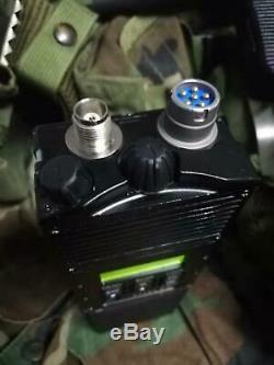 6 Pins Military Thales An/prc-148 Prc148 Prc-152 Two Way Radio
