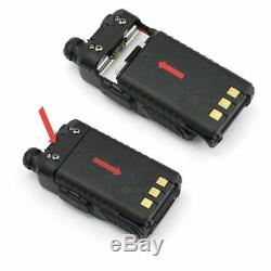 6Pack Baofeng UV-5R Plus Dual Band VHF UHF FM Two way Radio Walkie Talkie V2+