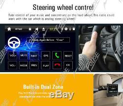7 Single 1DIN Car CD DVD Player GPS NAV Bluetooth MP3 Touch Screen Stereo Radio