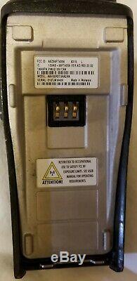 (9) Motorola Radius CP200 Handheld Two-Way Walkie Talkie Radios LOT OF 9 RADIOS