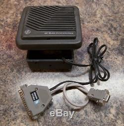 900 Mhz Ham radio modified GE Ericsson Orion radio withprogramming interface