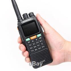 ABBREE AR-889G GPS 10W Cross Band Repeater Tri Band Two Way Radio Walkie Talkie
