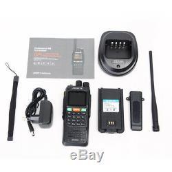 ABBREE AR889G GPS Handheld Walkie Talkie VHF UHF Two Way Radio GPS Positioning