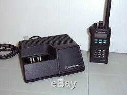 ASTRO SABER 3 III Motorola VHF P25 AND DIGITAL WITH CHARGER