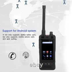 Android Walkie Talkie Two Way Radio WiFi Smartphone Mobile Cell Phone Waterproof
