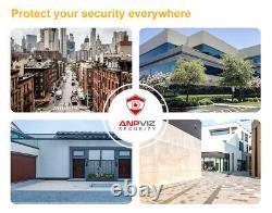 Anpviz 5MP WIFI IP Camera PTZ Dome 30X Zoom IR100m Home Security Two-way Audio