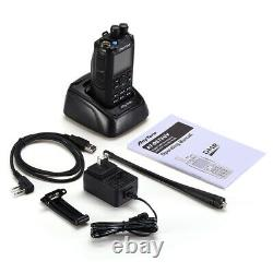 AnyTone AT-D878UV 3100mAh GPS Dual Band DMR And Analog UHF/VHF Two Way Radio