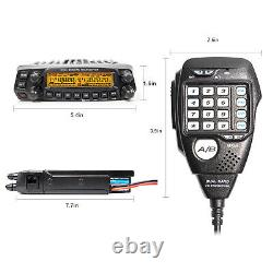 AnyTone Dual Band Transceiver VHF UHF AT-5888UV Two Way and Amateur Radio