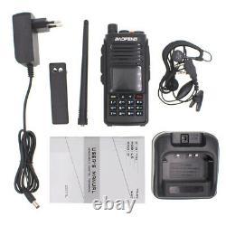 BAOFENG DM-1702 DMR Digital &Analog Two-Way Radio GPS Tier II Walkie Talkies