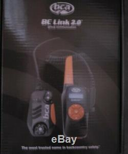BCA BC Link 2.0 Snowmobile two-way radio Backcountry Access C1714003010