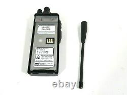 BK KNG-P400 UHF 380-470MHz P25 digital Two-Way Radio With KZA0577- KZA0579 Options