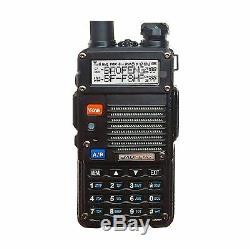 BaoFeng BF-F8HP (UV-5R 3rd Gen) 8-Watt Dual Band Two-Way Radio, Full Kit
