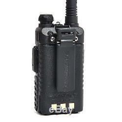 Baofeng UV5R Dual-band Two-way Radio Walkie Talkie NEW
