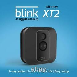 Blink XT2 Home Smart Security System 1 Camera Kit with Two Way Audio IN STOCK