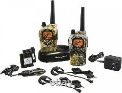 Camo Midland GXT1050VP4 36-Mile GMRS 2-Way Radio X-TRA Two GMRS Walkie Talkie
