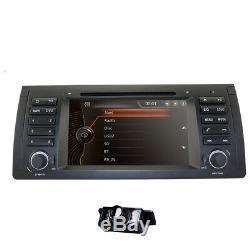 Car DVD Player Auto Radio for BMW X5 E53 2000-2001 /2002-2003 E39 GPS Navigation