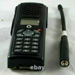 EF JOHNSON VIKING VP400 7/800Mhz P25 PHASE-II AES TDMA RADIO APCO25 MOTOROLA APX