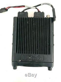 EF Johnson 5300ES 5300 ES Mobile Radio with Lightning Control Head P25 + Wires