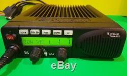 EF Johnson Ascend 5300 ES 700/800 MHz Smartnet AES DES P25 Digital Mobile Radio