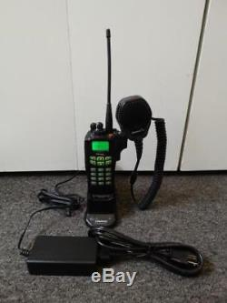 EF Johnson Ascend ES 5100 700/800 MHz FM Digital P25 Trunking Radio with Charger