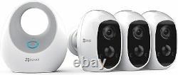 EZVIZ C3A Wireless 1080p Security Camera System Two-Way Audio Night Vision IP65