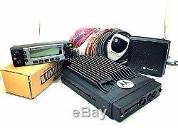 Excellent Motorola XTL5000 UHF 110W P25 High Power Radio ALIGNED HAM FIRE O5