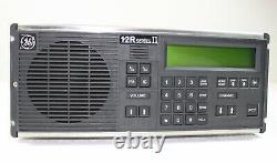 GE Quest Railroad Clean Cab VHF (148-174Mhz) Radio 12R Series II 50W