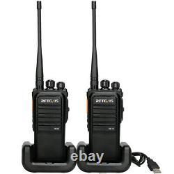 GMRS Retevis RB75 Two Way Radios IP67 waterproof Longrange 30CH WalkieTalkies(2)