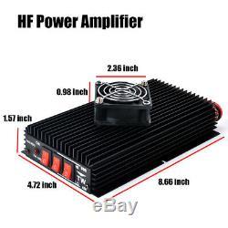HF Power Amplifier 3-30MHz FM-AM-CW-SSB Two way radio HF Amplifier TW-300N