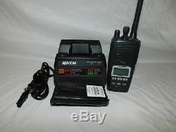 Harris M/A Com P5400 VHF P25 Digital Portable radio DES-OFB trunking XG XTS5000