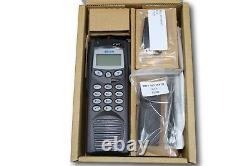 Harris M/A-Com P7100 IP VHF 136-174 Mhz EDACS Trunking Full Key P25 Digital NEW