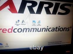 Harris M/A-Com Radio RPM 10B Programming Laptop + KeyAdmin