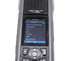 Harris UNITY XG-100P Tri-Band (VHF, UHF & 700/800Mhz) P25 Trunking & Conv
