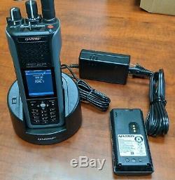 Harris Unity XG-100P Multiband Portable