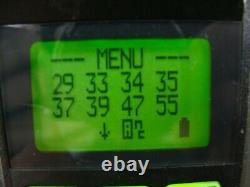 Harris XG-75P 700/800MHz Portable Radio P25 Phase 2 TDMA Trunking EVXG-PF78M