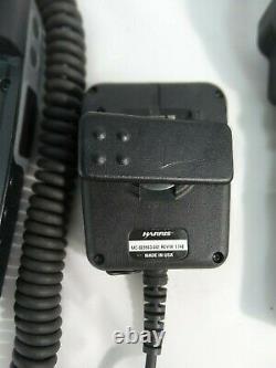 Harris XG-75Pe Two Way Radio with Mic