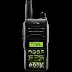 IC-A16 ICOM VHF Airband Handheld Transceiver Two Way Radio Comm