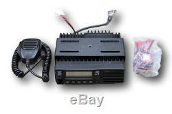 Icom IC-F2721 UHF 450-520 45 Watts 256 CH P25 Digital Capable